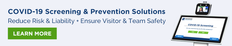 COVID-19 Screening & Prevention Solutions to Help Your Business