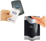 Finerprint and Employee Badge Card Reader