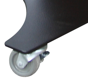 Caster Wheels for Kiosk Floor Stand
