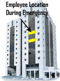 Emergency Preparedness - View a person's last known location